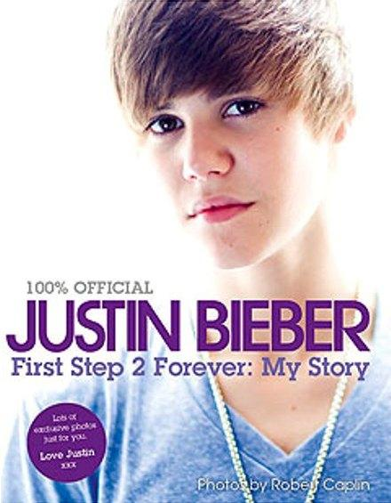 bieber book. Official Justin Bieber Book